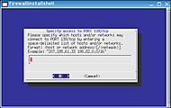 ファイアーウォール:IPアドレス指定:Samba(139/tcp)